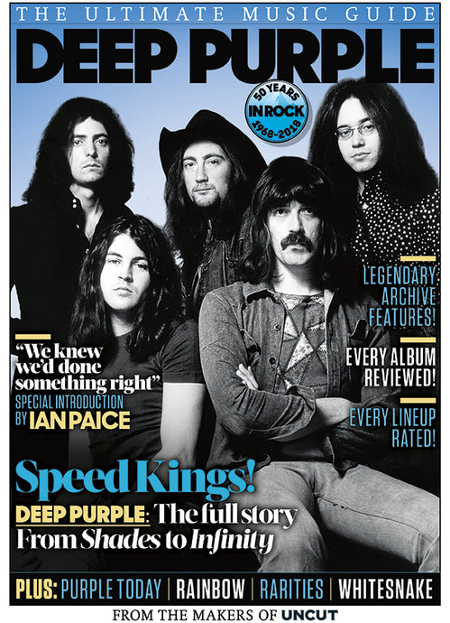 Uncut Ultimate Music Guide: Deep Purple