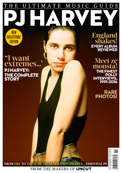 Uncut Ultimate Music Guide: PJ Harvey (2017)