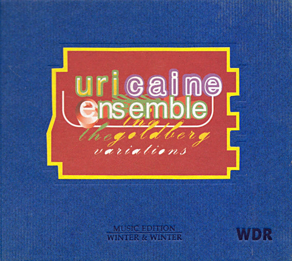 Uri Caine Ensemble - The Goldberg Variations