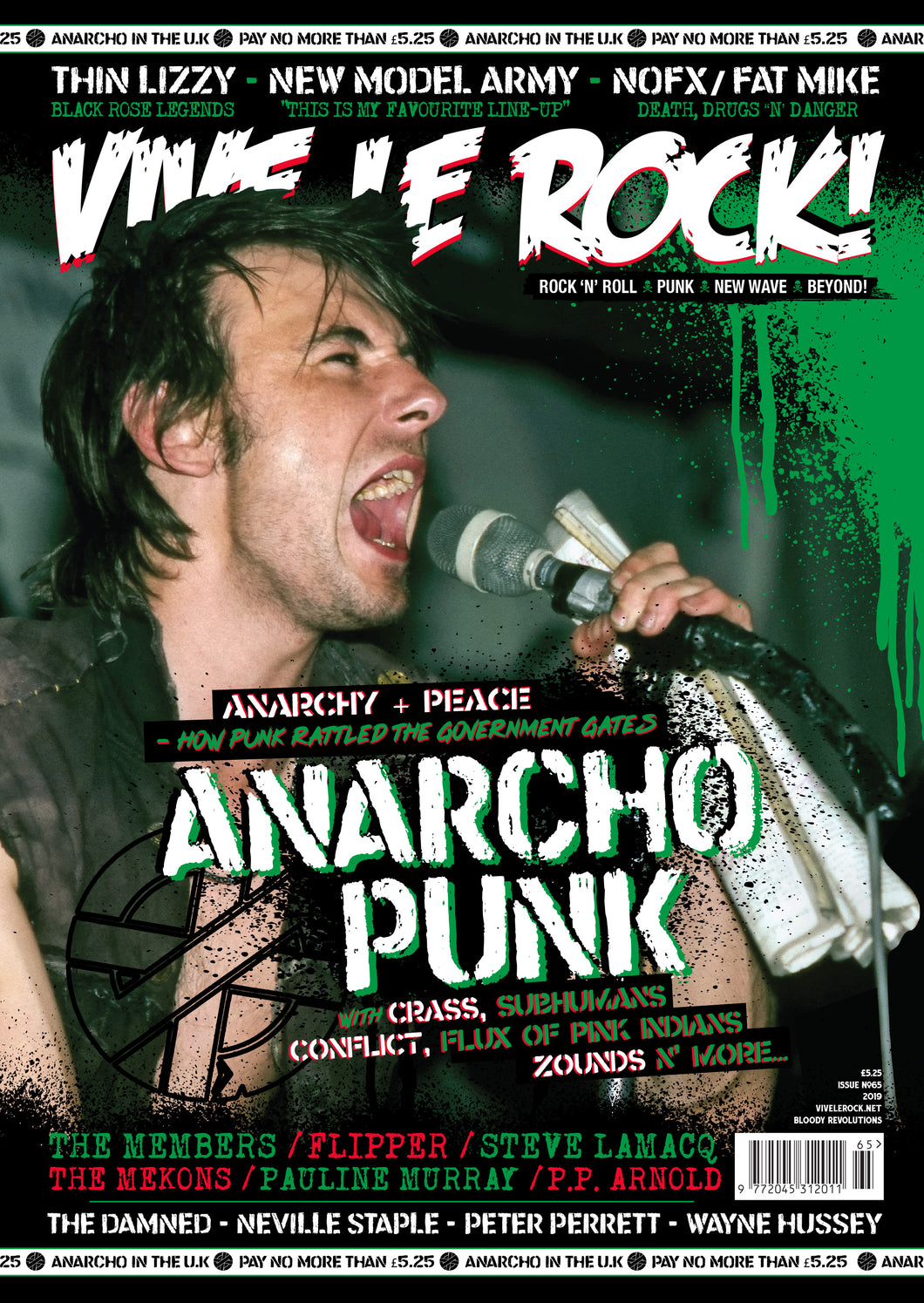 Vive Le Rock (2019) Issue 65