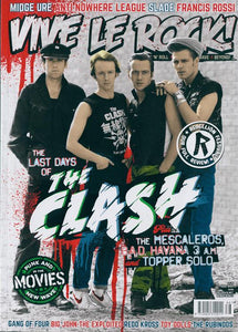 Vive Le Rock! Issue 66 (2019) - The Clash