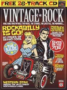 Vintage Rock Issue 40 (Mar-Apr 2019)