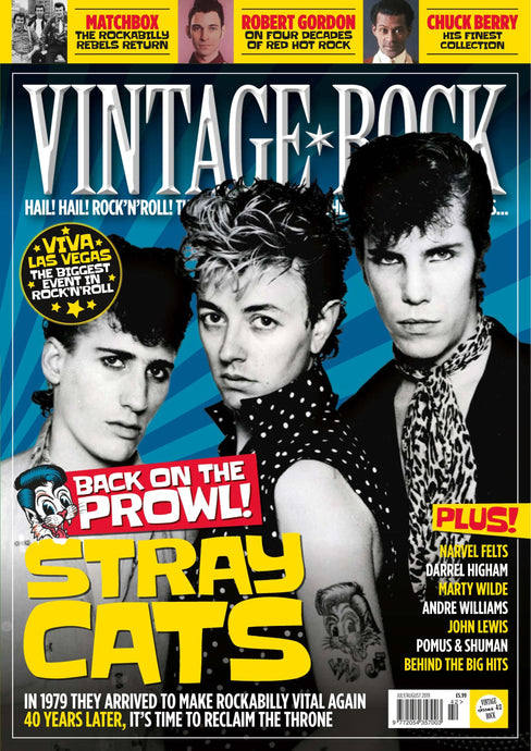 Vintage Rock Issue 42 (July-August 2019)