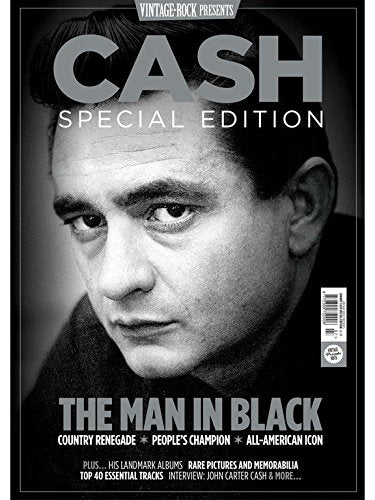 Vintage Rock Magazine Presents: Johnny Cash (2017)