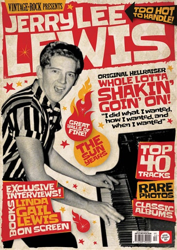 Vintage Rock Presents: Jerry Lee Lewis (Spring 2019)