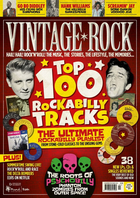 Vintage Rock Issue 44 (November-December 2019)
