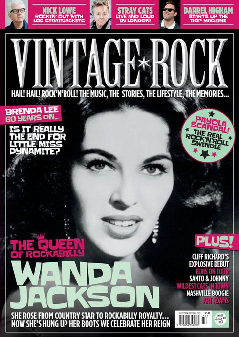 Vintage Rock Issue 43 (September-October 2019)