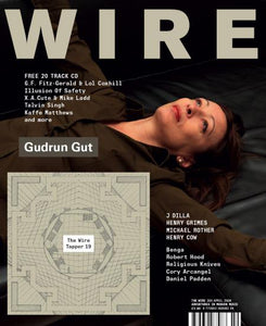 Wire Magazine Issue 290 (April 2008) (Gudrun Gut)