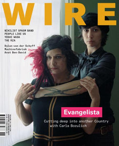 Wire Magazine Issue 292 (June 2008) (Evangelista)