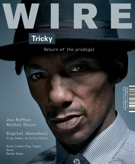 Wire Magazine Issue 294 (August 2008) (Tricky)