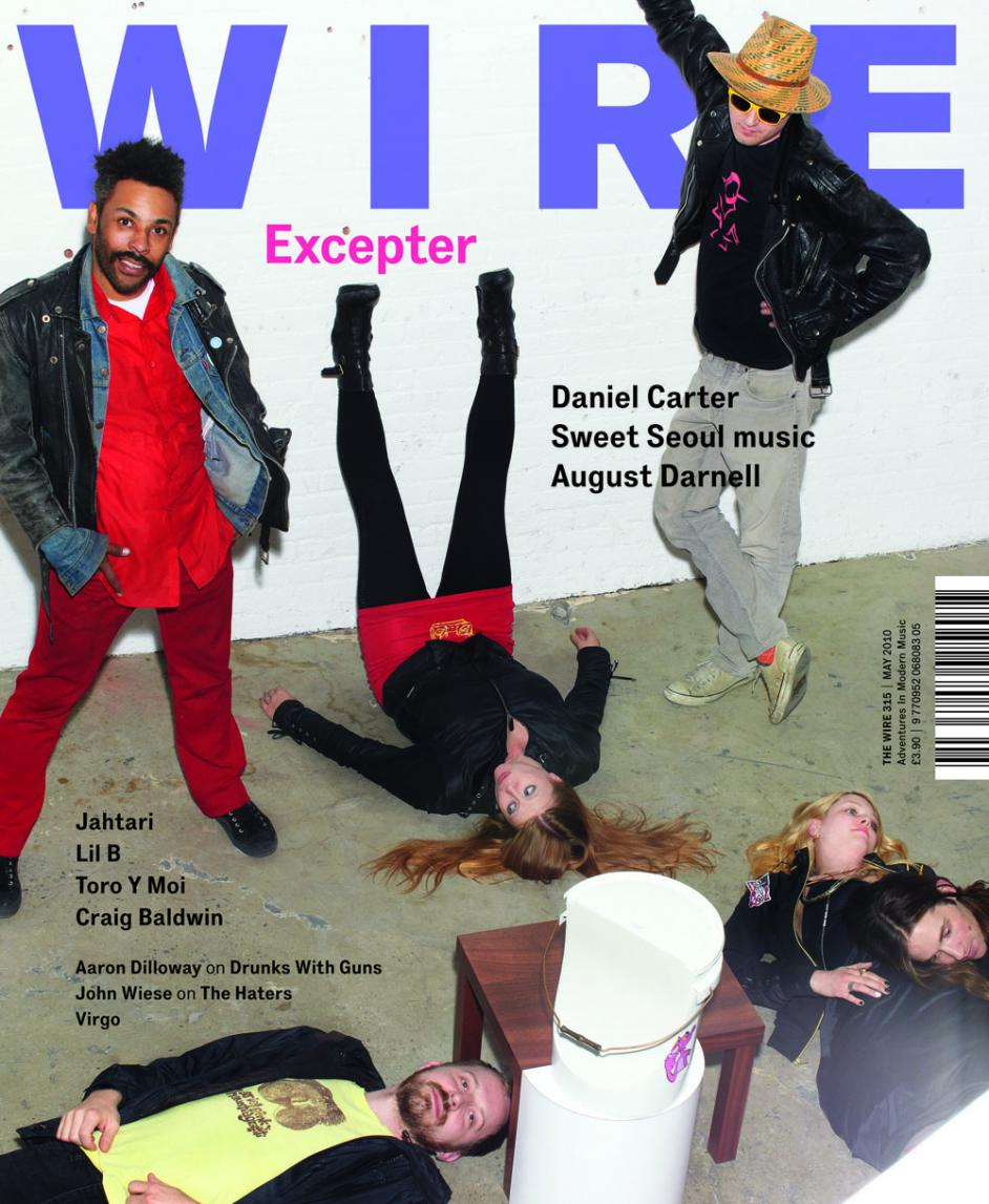 Wire Magazine Issue 315 (May 2010) (Excepter)