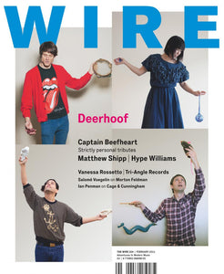 Wire Magazine Issue 324 (February 2011) (Deerhoof)