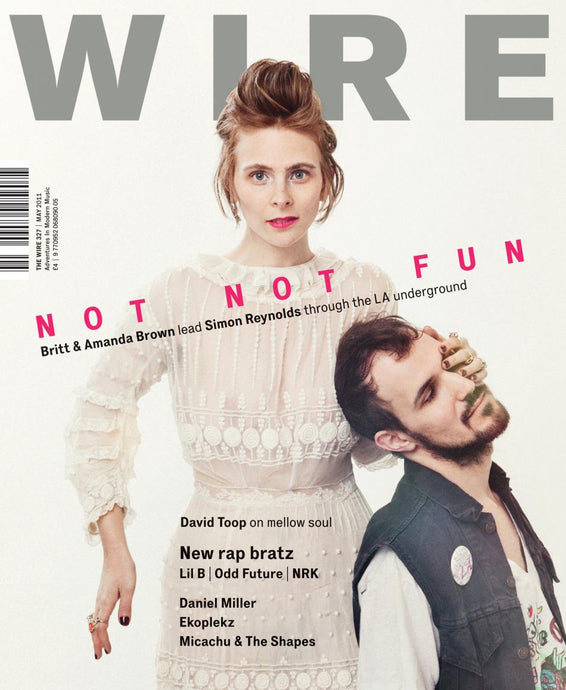 Wire Magazine Issue 327 (May 2011) (Not Not Fun)