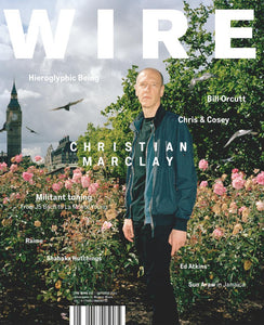 Wire Magazine Issue 332 (October2011) (Christian Marclay)