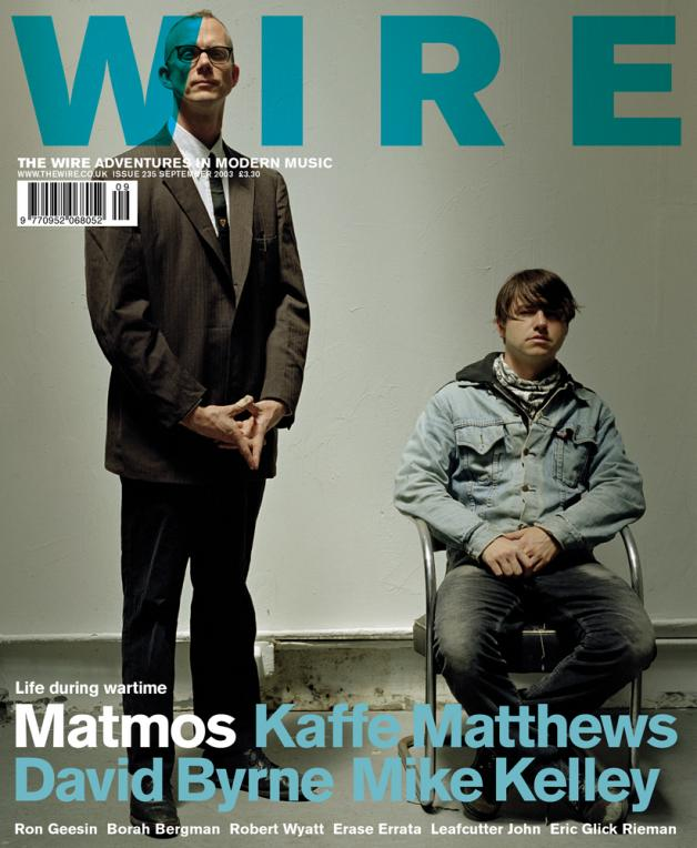 Wire Magazine Issue 235 (September 2003) (Matmos)