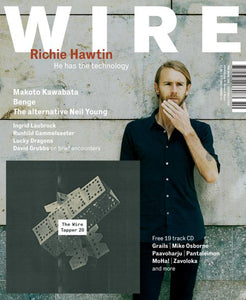 Wire Magazine Issue 296 (October 2008) (Richie Hawtin)