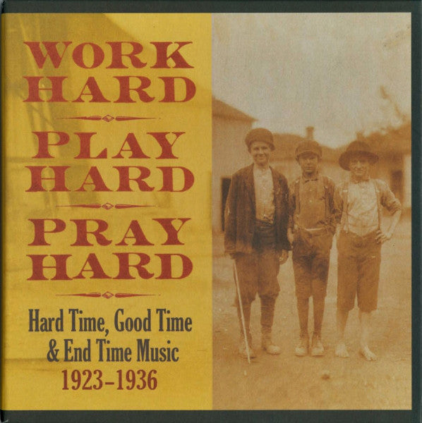 Various - Work Hard, Play Hard, Pray Hard