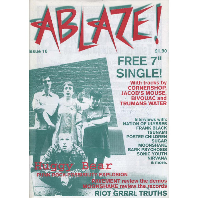 Ablaze! Issue 010