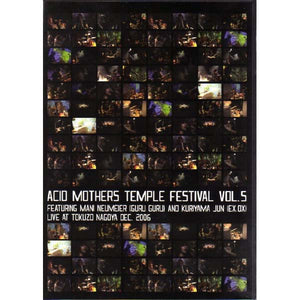 Acid Mothers Temple Festival Vol.5: Live At Tokuzo Nagoya (Dec 2006)