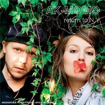 AK-Momo - Return To N.Y. (AHA!071)