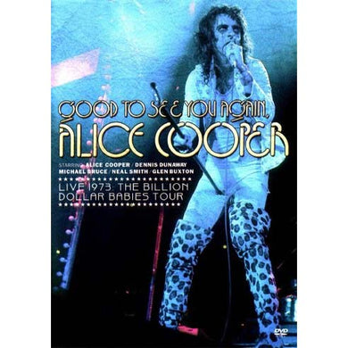 Alice Cooper - Good To See You Again, Alice Cooper