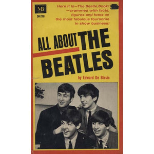 All About The Beatles (De Blasio, Edward)
