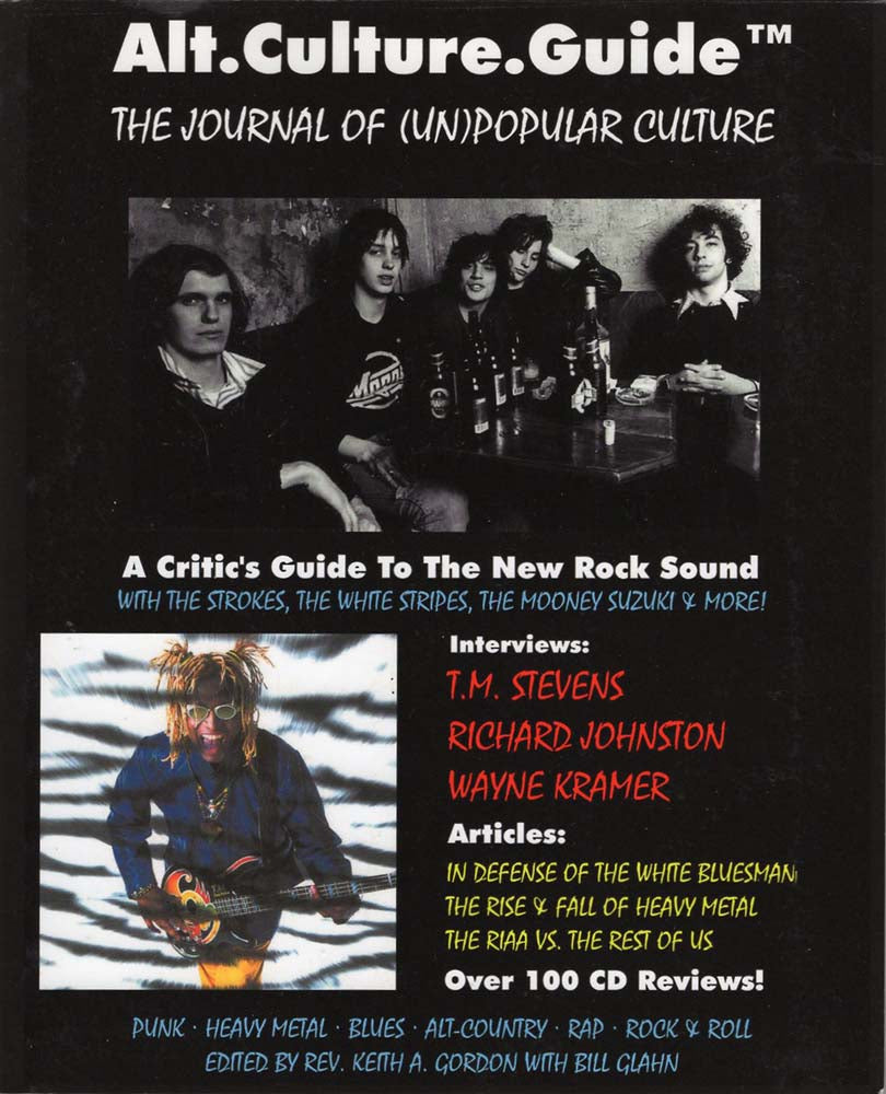 Alt.Culture.Guide 2003 (Anthem Pop/Kult Publishing)