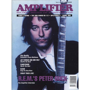 Amplifier Vol. 3 No. 4, 1998 (Peter Buck)