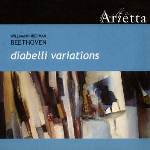 William Kinderman - Beethoven: Diabelli Variations (Art-001)