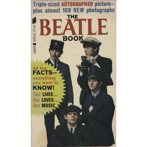 The Beatle Book (1964 Paperback)