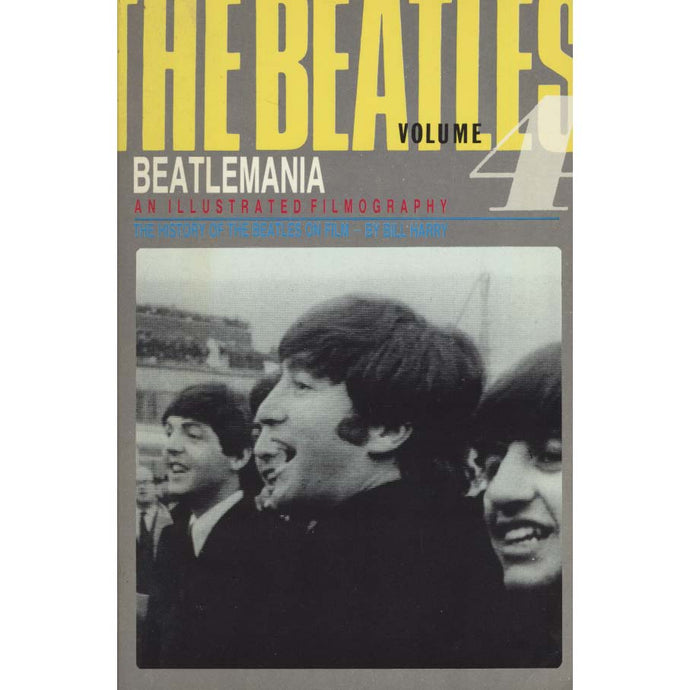 Beatlemania: The History of the Beatles on Film, Vol. 4 (Harry, Bill)