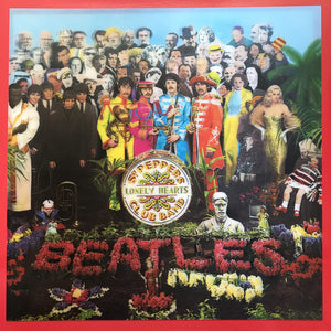 The Beatles - Sgt. Pepper's Lonely Hearts Club Band Box
