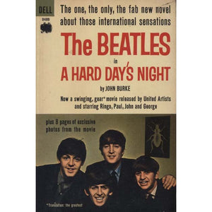 The Beatles in A Hard Day's Night (Burke, John)