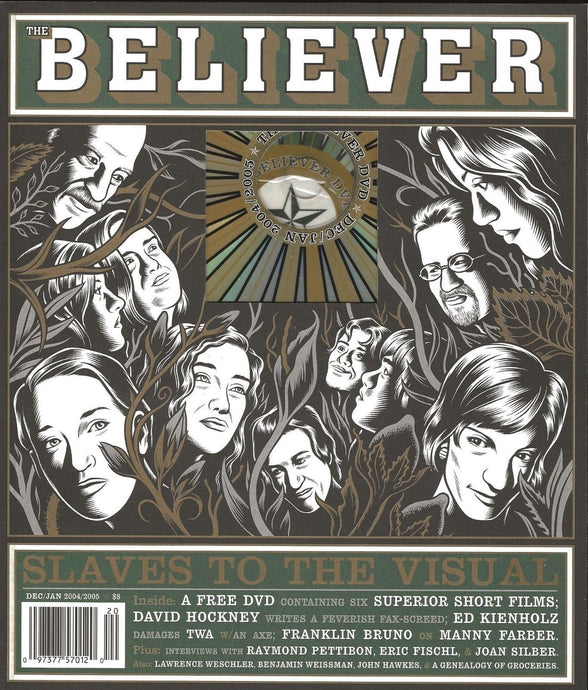 Believer Issue No. 020, Vol. 2 No. 12, (Dec/Jan 2004/2005): Rhathymia