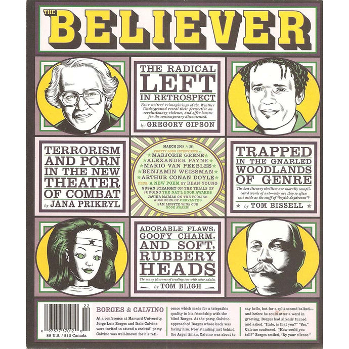 Believer Issue No 022 (March 2005) Couchfire!