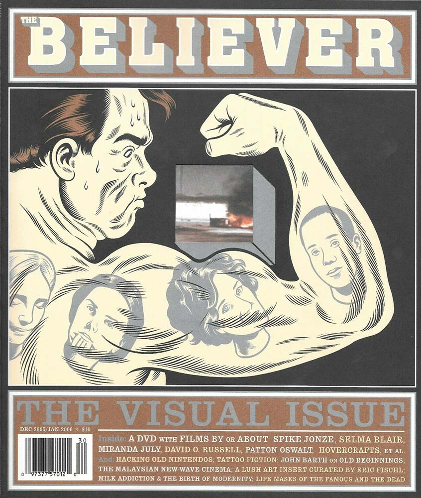 Believer Issue No 030 (Dec/Jan 2005/2006) The Visual Issue