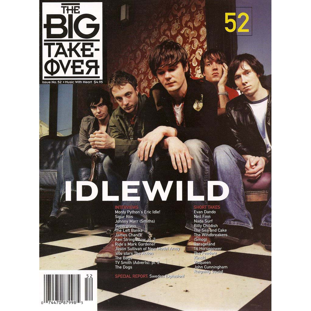 Big Takeover Issue #52 Idlewild