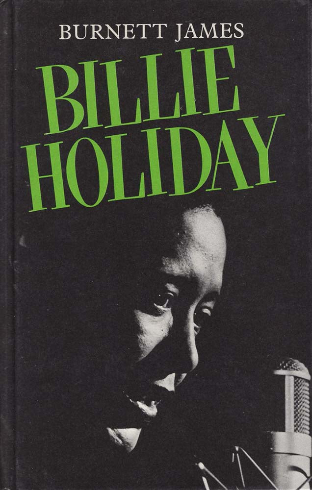 Billie Holiday (Bernett James)