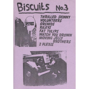 Biscuits Magazine Issue 03 (Fat Tulips)