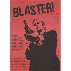 Blaster! Magazine Issue 01