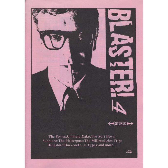 Blaster! Magazine Issue 04