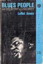 Load image into Gallery viewer, Blues People (LeRoi Jones)