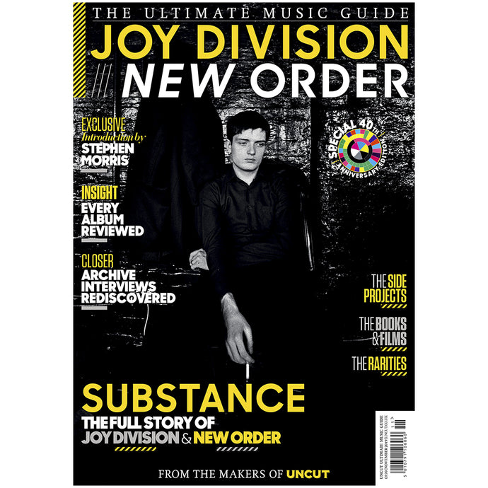 Uncut Magazine - Ultimate Music Guide: Joy Division & New Order (December 2019)