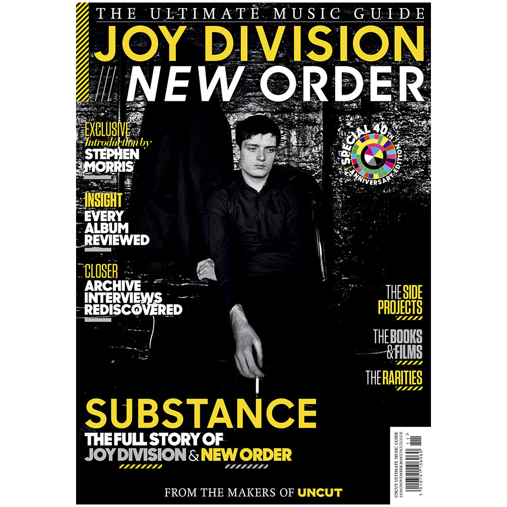Uncut Ultimate Music Guide: Joy Division & New Order (December 2019)