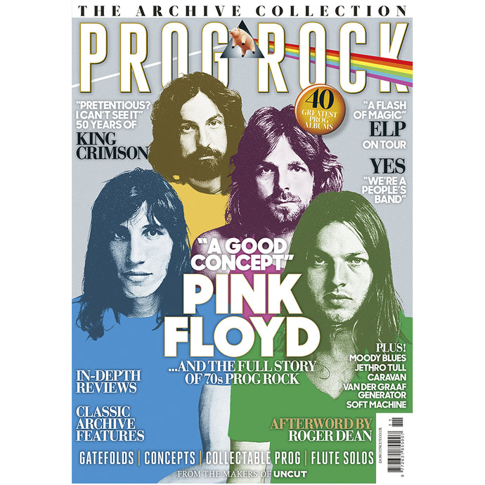 Uncut Magazine - Ultimate Genre Guide to Prog Rock (2019)