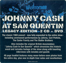 Load image into Gallery viewer, Johnny Cash - At San Quentin