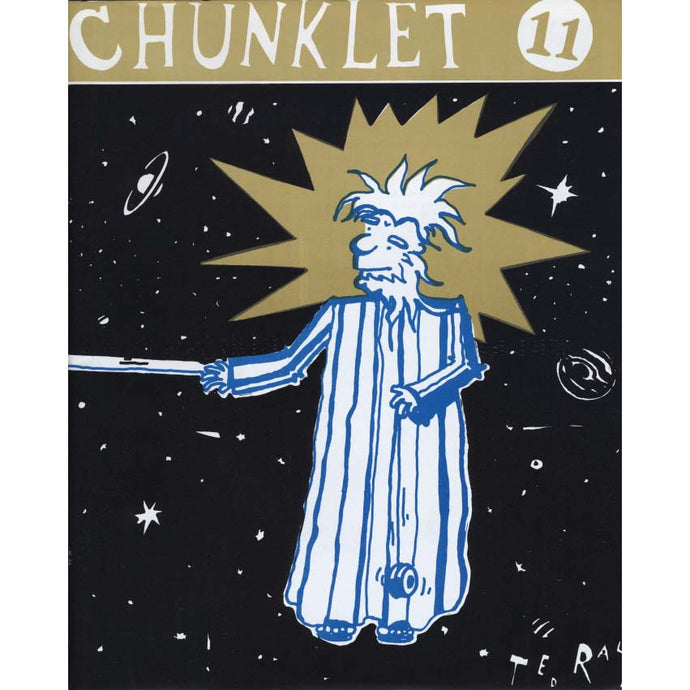 Chunklet Issue 11 (Summer/Fall 1996)