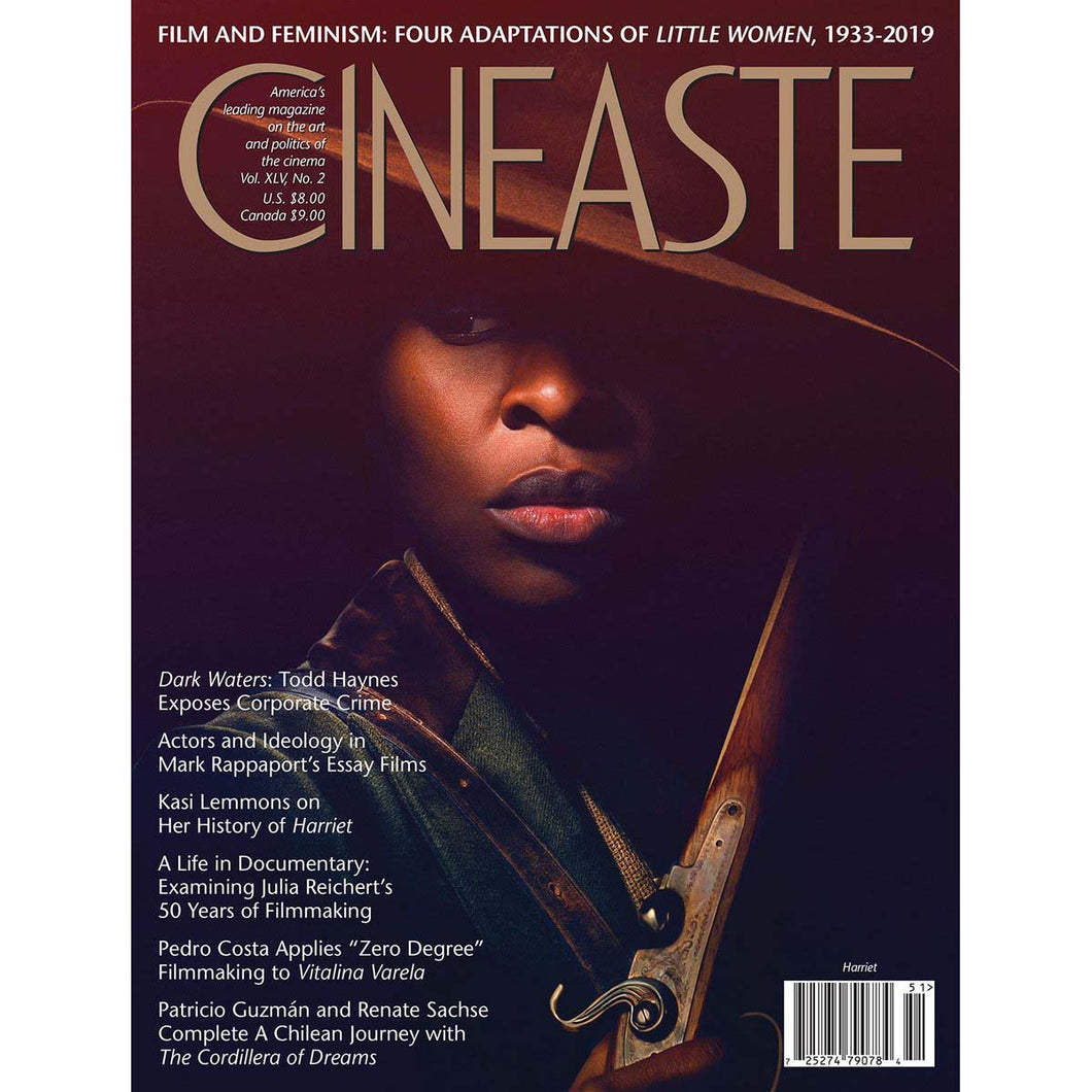 Cineaste Vol XLV No 2 (Spring 2020)