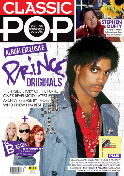 Classic Pop Issue 53 (June 2019) - Prince