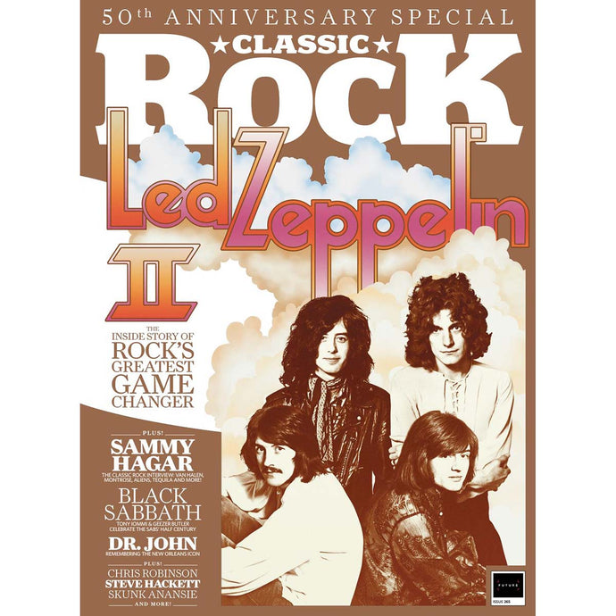 Classic Rock Issue 265 (August 2019)